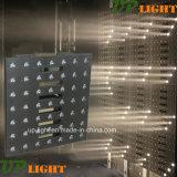 Warm White Beam DJ Matrix Light 49*3W LED Matrix