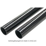 High Strength Carbon Fiber Tube with Glossy Surface
