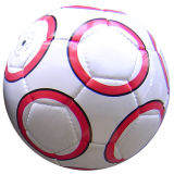 Soccer Ball, 32panels, PU Material, Hand-Sewing (B01209)