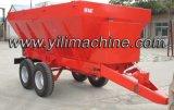 Tractor Trailed Spreader Fertilizer Spreading Machine