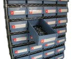Reinforced Virgin Bins, Storage Box (PK4214)