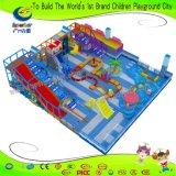 Big Ball Pool Indoor Chidren Playground with Magic Slide