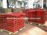 Quality Denp Sand Making Crusher Spare Parts, Impact Plate