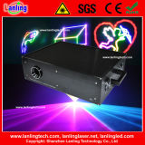 4 Watt RGB Animation Laser Light Stage DJ Laser Show