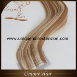 European Remy Double Drawn Highlight Tape Hair Extensions