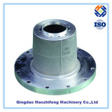 Die Casting Flange with Anodized Finish Hardware