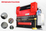 CNC Bending Press Braker Machine for Metal Sheet