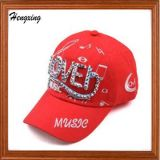 Set Auger 100% Cotton Diamonded Baseball Cap