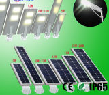 15W 30W 40W Solar Integrated Street Garden Light