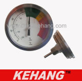 Industrial Bimetal Brew Thermometer Temperature Gauge (KH-I301T)