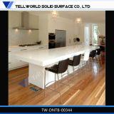 Modern Design Marble Acrylic High Gloss Home Bar Table with High Quality