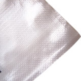 Printing Logo Transparent PP Woven Plastic Sacks