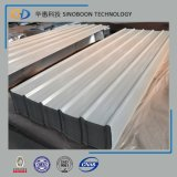 Corrugated Prepainted Steel Roofing Sheet Made of Shandong Boxing