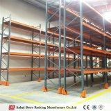 China Hot Sale Warehouse Storage Steel Plate Storage Rack