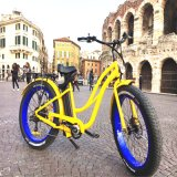 Female Beach Fat Tire Electric Bike
