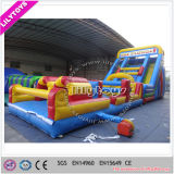 Outdoor Giant Inflatable Obstacle Course for Kids and Adults