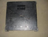Square Ductile Iron Manhole Cover with Frame En124 B125