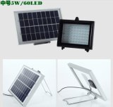 2014 Solar Light with Day/Night Sensor Portable Solar Flood Light System SMD60 for Outdoor