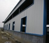 Prefabricated Steel Structure Warehouse (SS-189)