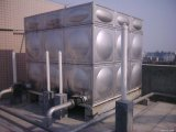 Ss304 Panel Water Storage Tank