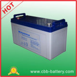 High Capacity VRLA AGM Battery Design Np120-12