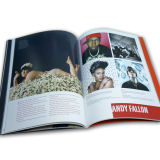Brochure, Magazine, Cheap, Custom Book Printing (OEM-HC132)