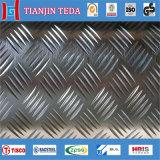 1060 Aluminum Checkered Sheet