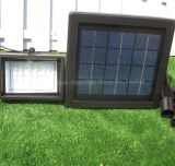 Portable LED Solar Security Light for Garden, Yard Use