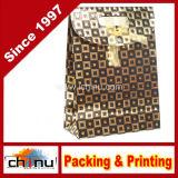 Paper Gift Bag, Art Paper Bag, Packaging Box (3211)
