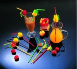 Fruit Shape Artistic Straw