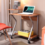 Home Office Furniture Mobile Computer Table for Study