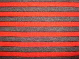 Yarn Dyed Wool Blenched Jersey Fabric