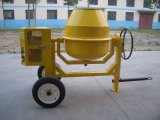 Zhishan CM450L Electric Gasoline Diesel Portable Cement Concrete Mixer Machinery