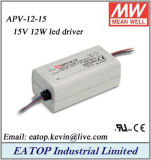 Mean Well Apv-12-15 15V 12W LED Power Supply