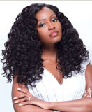 Deep Wave Virgin Human Hair Extension Remy Brazilian Hair