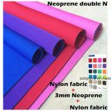 Neoprene Pattern Fabric Sheet