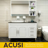 Modern Solid Wood Lacquer Home Goods Bath Vanity Vombo (ACS1-L16)