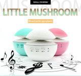 Cracked Mushroom Cloud, Colorful Luminous Lamp, Bluetooth Speaker
