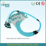 High Quality 3m Single Mode MPO/Mpt Fiber Optic Patch Cords