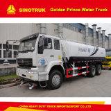 2000L Sinotruk Golden Prince 6X4 Water Sprinkler Truck