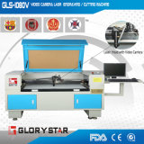 Computerized Woven Label Video Camera Laser Cutting Machines (GLS-1080V)