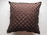 Stripe Chocolate Hand Weaved DEC Pillow