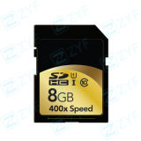 OEM Good Quality High Speed 8GB SD Memory Card (ZYF6105)