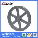 Custom Motor Pulley Fabrication Service