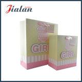 Cute Design Customize Wholesales Logo Printed 3D Paper Baby Bag