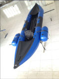 Hot Sale Two-Person 4.2m Length Inflatable PVC Material Kayak