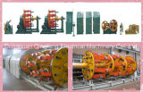 Bunching and cable machine