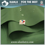 Water-Resistant Softtextile Twill Oxford Fabric with Coated