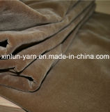 Waterproof Flock Upholstery Fabric for Sofa