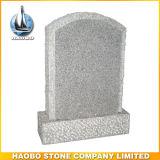 Grey Granite Lawn Headstone for Sale